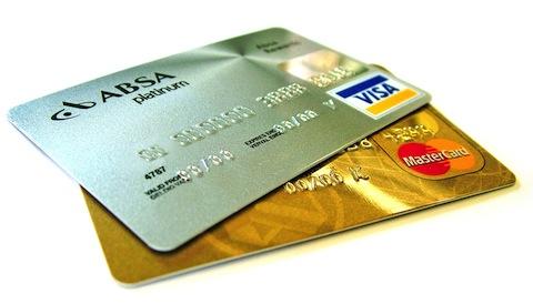 kartami kredytowymi w UK
