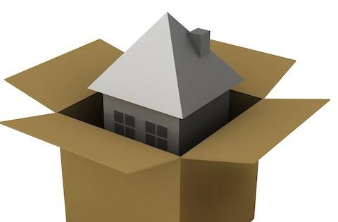 Wzrost liczby odebranych domów w wyniku zadłużenia