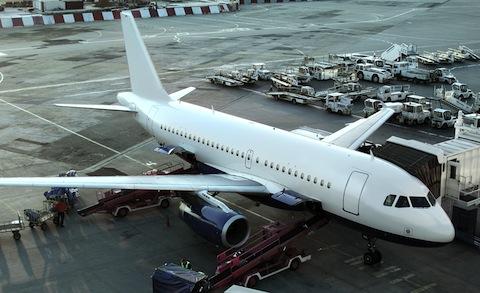 Problemy lotnicze z powodu pyłu wulkanicznego