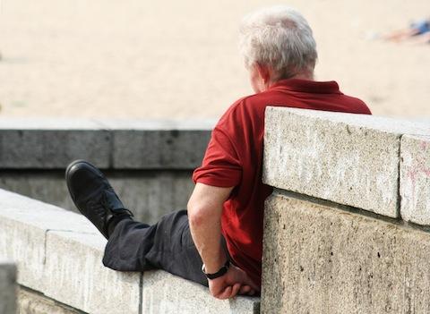 Pokolenie strusia czyli niepewna emerytura w UK