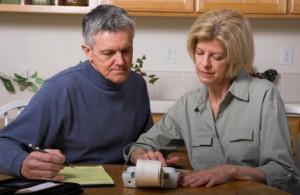 Zadłużenie spłaty mortgage.