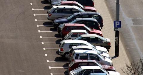 złe parkowanie w UK