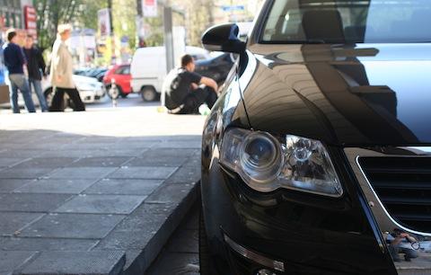 nieprawidłowe parkowanie w UK