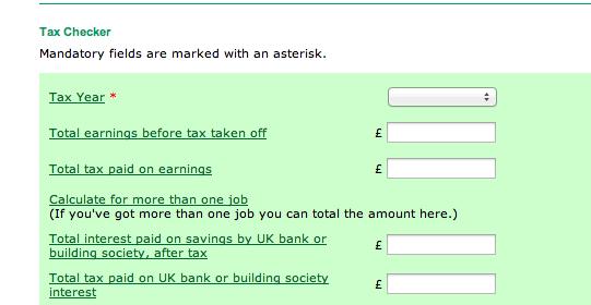 Sprawdź czy należy ci się zwrot podatku w UK?