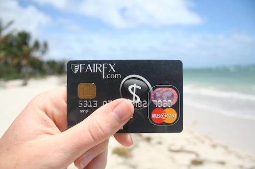 Jak darmowa karta FairFX pomoże ci zaoszczędzić pieniądze.