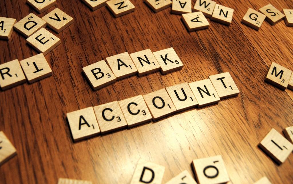 konto w banku, bank, konto