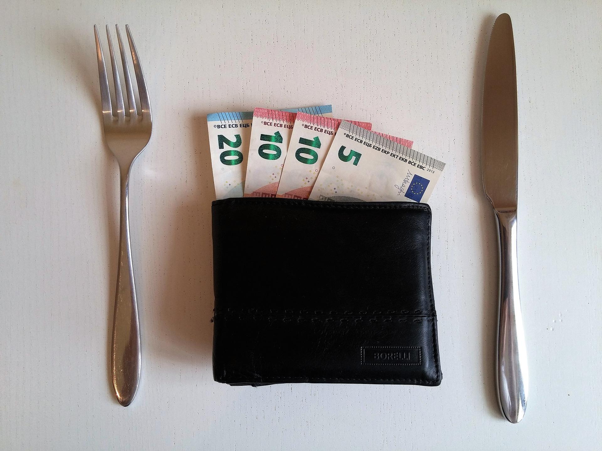 Sprawdź, czy wydajesz więcej, niż przeciętni Brytyjczycy